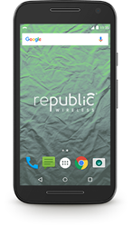 Republic Wireless continues to lead the marketing with WiFi calling technology and now the Moto G (Third Gen) is added to the phone lineup.