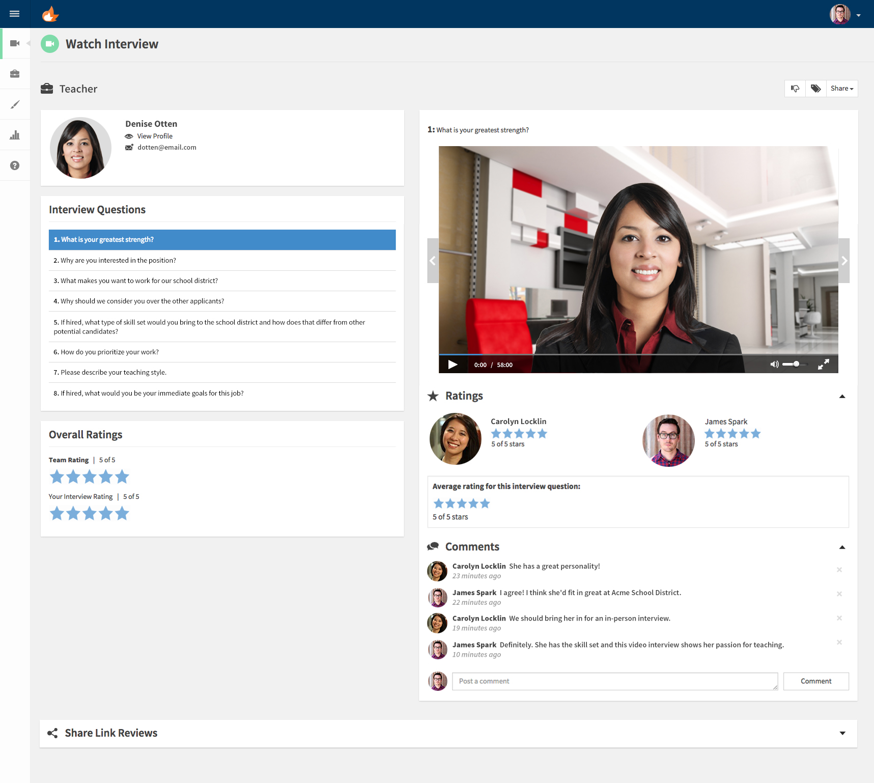 Wow Recruiters And Land Interviews: Spark Hire To Wow Staffing And Recruiting Firms With Video Interviewing Technology At Staffing