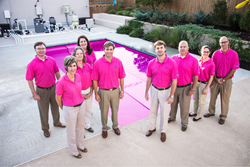 ASP - America's Swimming Pool Company Corporate Team Shows Support for Breast Cancer Awareness Month