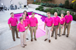 ASP – America's Swimming Pool Company Goes Totally PINK for Breast Cancer Awareness Month