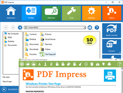 BinaryNow launches PDF Impress 10 to help businesses to create, edit and sign PDF documents