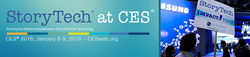 StoryTech IMPACT! VIP Tours at CES 2016