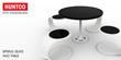 Spring Seats and Table by Huntco