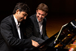 The Gordon Center for Performing Arts presents Duo Amal, featuring Israeli and Palestinian Pianists: Yaron Kohlberg and Bishara Haroni -- Saturday, November 7, 8:00pm