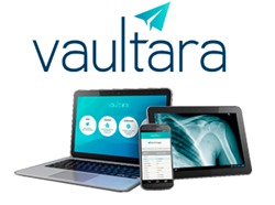 Vaultara image sharing software