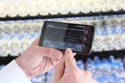 DMQ launches remote control and monitoring platform for Refrigeration Systems on Android Smartphones