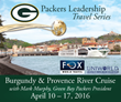 Fox World Travel, Green Bay Packers Introduce Packers Leadership Travel Series