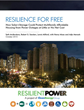 Report cover of Resilience for Free: How Solar+Storage Could Protect Multifamily Affordable Housing from Power Outages at Little or No Net Cost