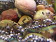 Hatching tadpoles