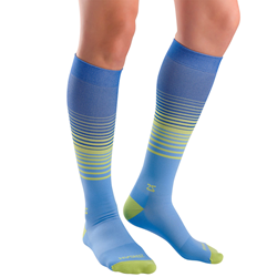 Fresh Legs Design Travel Compression Socks