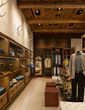 Western-inspired boots and merchandise by Lucchese