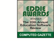 Connections Education, Leading Virtual Education Provider, Wins 2015 EDDIE Award for K-8 Suite of Music Courses