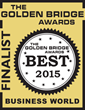 Cryptzone's AppGate Named a Finalist in the 7th Annual 2015 Golden Bridge Awards for Network Security Solution Innovation
