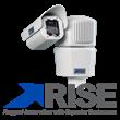 RISE 4260HD PTZ CCTV Video Camera