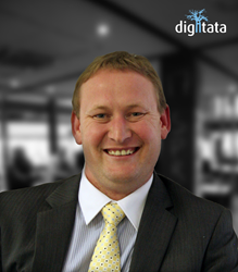 Mr Tinus Neethling Group CEO Digitata Ltd