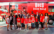 Lazydays RV Customizes State-of-the-Art Bucs Vision Mobile to Support Glazer Family Foundation Outreach Efforts