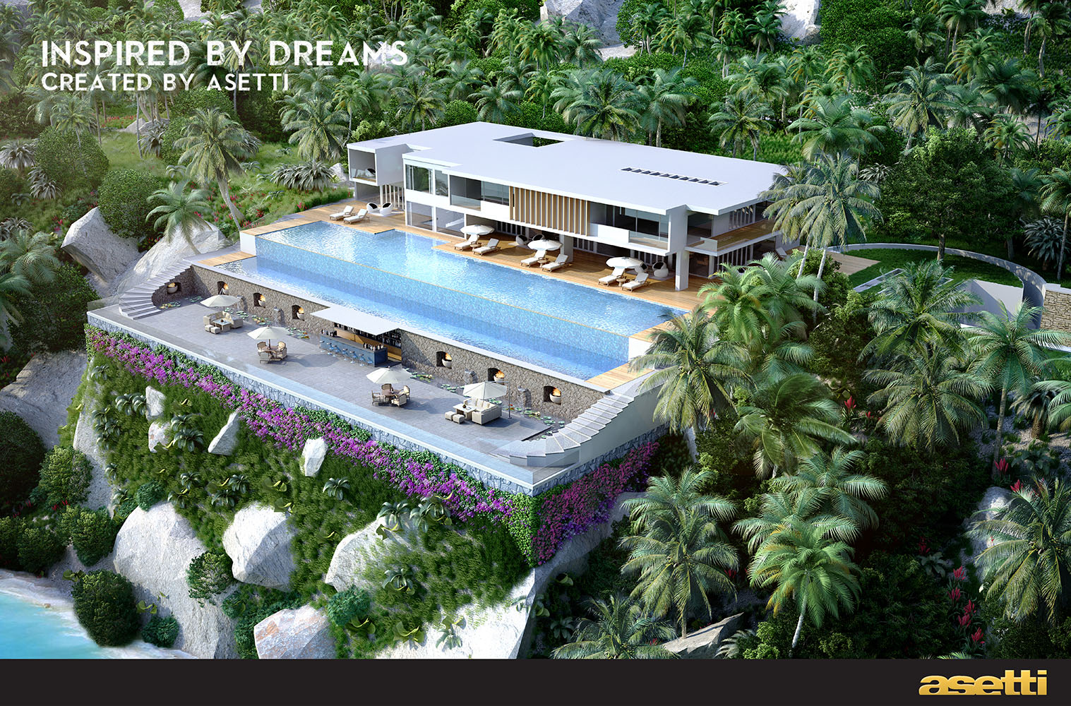 The New $250m \'James Bond\' Style Super Home is Ready for Launch ...