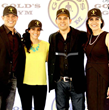 Gold's Gym Honors Franchise Owners the Garcia Family with Best New Gym Award