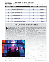 "National Glazing Solutions named ""Uber"" of window film industry"