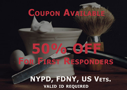 50% Discount on ALL Services at Prestige Barbers NYC