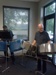 The Caladesi Steel Band - founded by Dave Holmstrand and Johnny Lowery