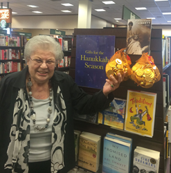 Tampa Jewish Book Festival presents Barbara Post-Askin, Author of...