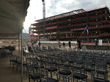 Robins & Morton Celebrates Topping out at Hospitals of Providence Transmountain Campus