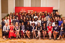 Girls at Fortune MPW Summit