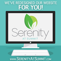 Serenityatsummit.com Debut New Website