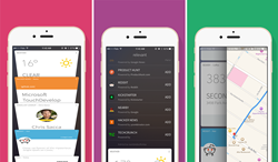 Your daily routine all in one place. Relevant iOS App.