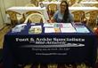 Dr. Kathrotiya-Mago Participates in Local Health Fair