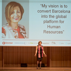 Ms. Taudien is an expert in the human resources field, overseeing the Barcelona operation of Career Partners International, one of the largest talent management consultancies in the world.