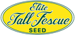 Super-Sod's Elite Tall Fescue grass seed logo