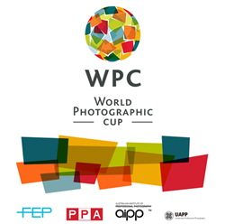 World Photographic Cup Logo and Sponsors