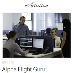 Alpha Flight Guru - Discount Business Class Tickets, Online