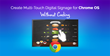 IntuiLab Brings HTML5-based Multi-Touch Digital Signage to Chrome OS
