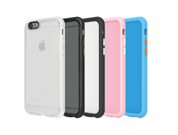 AERO utilizes of Aero-Tech™ manufacturing process, weighing only 12g (16g for the iPhone 6s Plus) offering full drop proof protection without the weight.