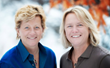 Cancer survivors Dr. Lise Alschuler and Karolyn Gazella, creators of Five to Thrive®