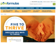 PureFormulas Launches Partnership with Five to Thrive® Wellness Initiative Dedicated to Cancer Survivors