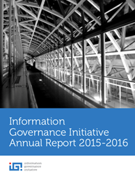 IGI 2015-2016 Annual Report