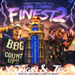 "Recording Artists Project Youngin & TEO Release New Mixtape ""PINE COUNTY FINEST 2"""