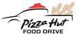 Wisconsin Hospitality Group and their Pizza Huts® to kick off local Food Drive in partnership with Hunger Task Force®.