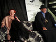 Legendary Vogue Editors Andre Leon Talley & Lynn Yaeger at Women & Fashion FilmFest