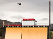 Monster Energy's Super Human Danny Way Sets Another Guinness World Record for the Highest Skateboard Air Ever at 25.5 Feet