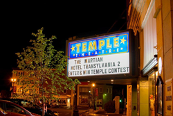 Essay Contest Seeks New Owner of Maine Temple Theatre Movie Theater