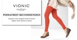 Vionic for Fall 2015 - Footwear etc.
