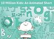 10 Million Kids: Animated Video by Pulitzer Prize-winning cartoonist Matt Davies