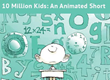 10 Million Kids: Animated Video by Pulitzer Prize-winning cartoonist Matt Davies