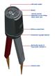 LED Test Tweezers diagram
