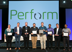 Perform 2015 Winners Photo